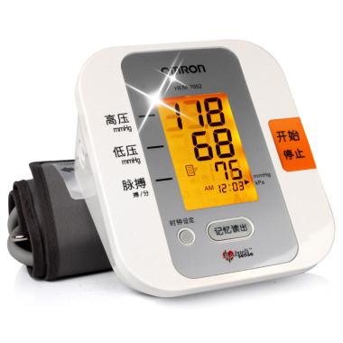 OMRON 欧姆龙 HEM-7052 臂式电子血压计(背光老人款)