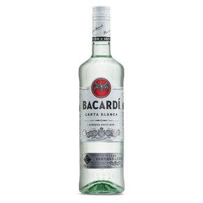 Bacardi 百加得 超级白朗姆 750ml