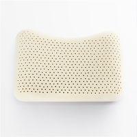 TAIHI 泰嗨 天然乳胶蝴蝶平面枕 带枕套