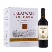 Great Wall 长城 特藏甄选1979 解百纳干红葡萄酒 750ml*6瓶 *2件